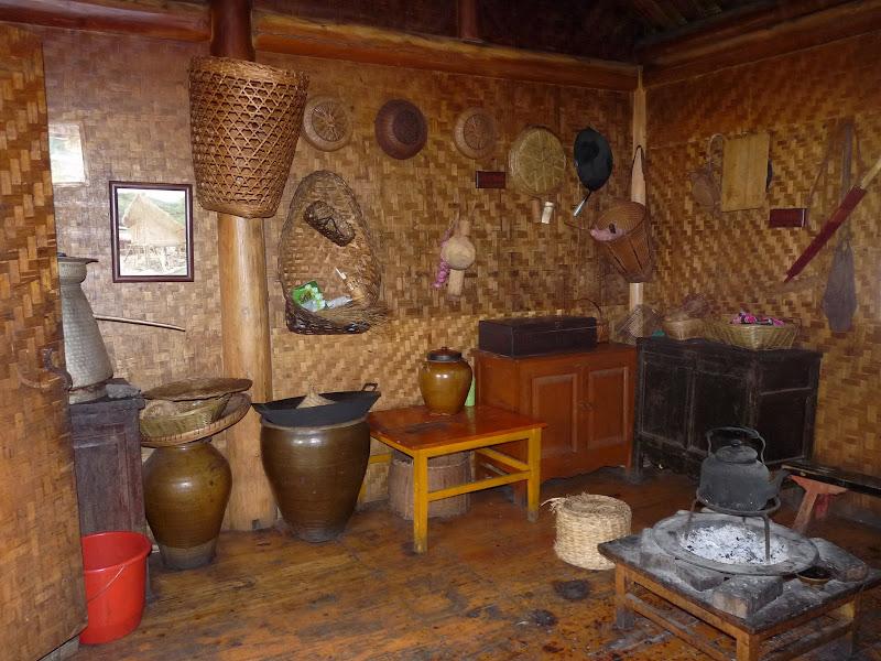 CHINE.YUNNAN.KUN MING Village des minorités 2 - P1270712.JPG