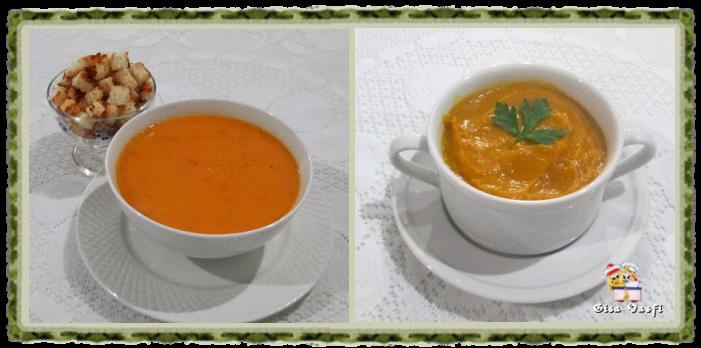 Sopa creme de camarão 1