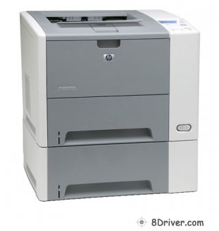 Free download HP LaserJet P3005dn Printer driver & setup