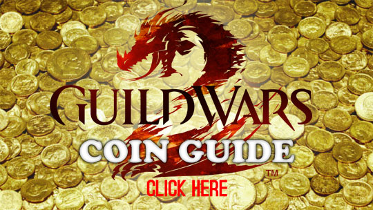 Guild Wars 2 Coin Guide