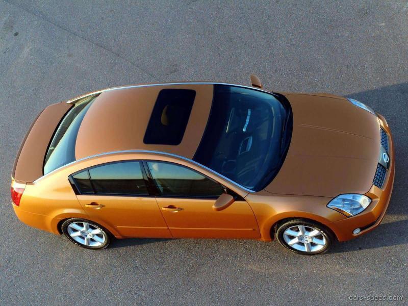 ... 2004 Nissan Maxima 00005 ...
