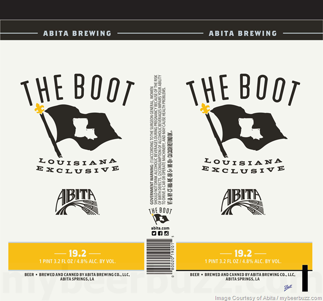 Abita Adding The Boot 19.2oz Cans