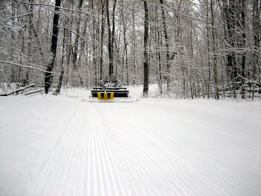Grooming on North Loup.