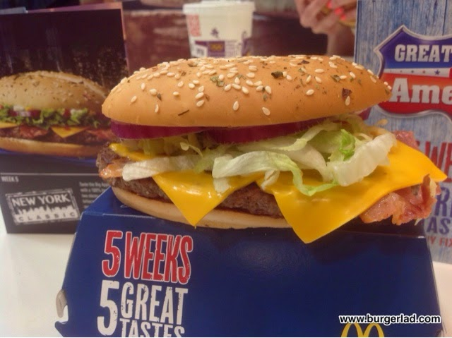 McDonald's New York Classic