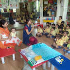Mamma Baby Visit At Witty WKSN (Nursery) 27/08/2015