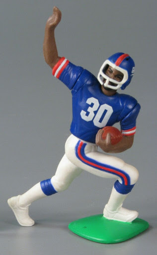 Figure:Dave Meggett, New York Giants