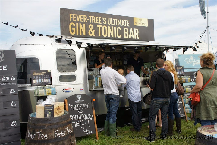 Fever-Tree Gin and Tonic Bar