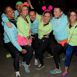 OIC - ENTSIMAGES.COM - Heidi Range and her team at the Electric Run 2015 in London 2nd May 2015 Photo Mobis Photos/OIC 0203 174 1069