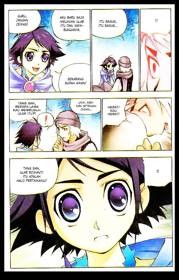Baca Manga Soul Land Chapter 6 Komik Station