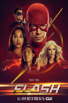 Baixar Série The Flash 6ª Temporada Torrent Grátis