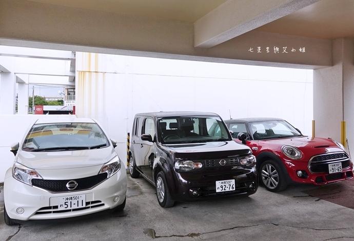7 日本沖繩自由行 租車分享 Grace Okinawa