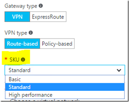 Azure VPN performance – CIAOPS