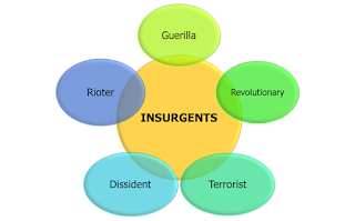 Concept and Conduct of Insurgency - Military Subject   Military Lessons (Internal Security)