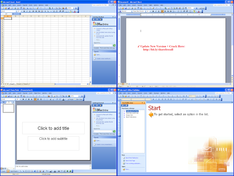 MICROSOFT OFFICE 2003 ACTIVATION KEY CRACK FREE DOWNLOAD FOR ...