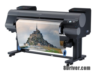 download Canon imagePROGRAF iPF8400 printer's driver