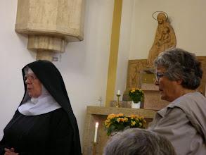 Photo: Søster Hiltrud fortæller