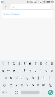 Cara Setting Lokasi Smartphone Xiaomi Setelah Update MIUI 9