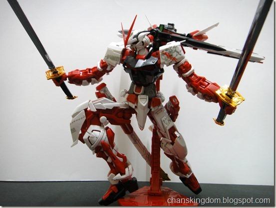 MBF-P02 Gundam Astray Red Frame -055
