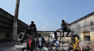 Ram Gopal Varma New Telugu Movie Dongala Muta starring Ravi Teja, Charmi, Lakshmi Manchu Stills