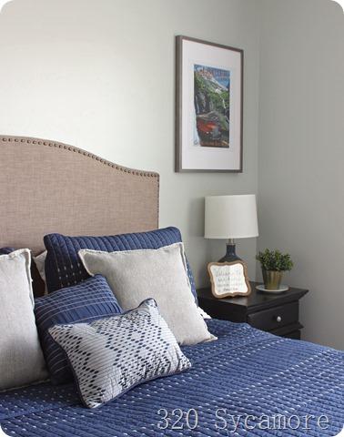 guest bedroom posters