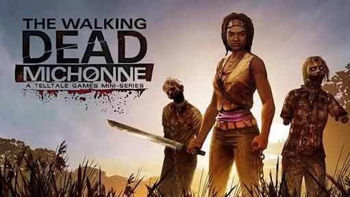 Walking Dead Michonne: QUICK REVIEW