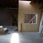 kantoorruimte houtlokaal