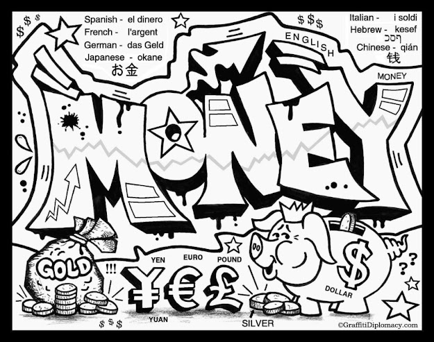 Coloring Pages Graffiti Coloring Page Graffiti Coloring Pages Book How Color  And Share These Politically Themed