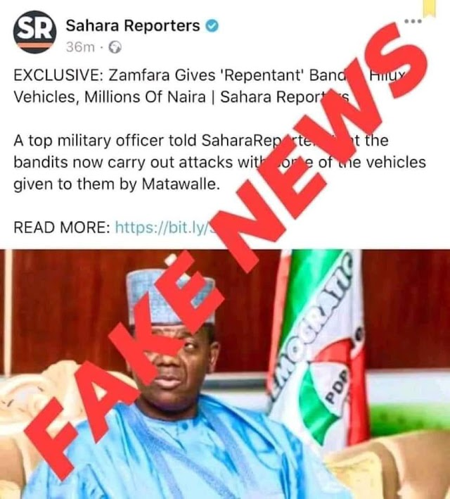 Sahara Reporters And A Test Of Ethical Journalism ~Omonaijablog