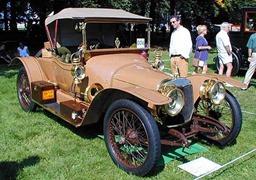 Panhard 1912 X19