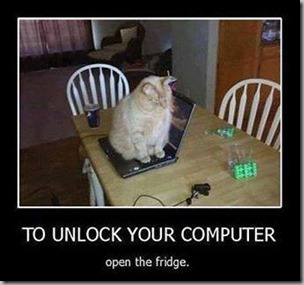 to unlock your computer2
