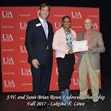 Fall 2017 Foundation Scholarship Ceremony - J.W.%2Band%2BJanis%2BBrian%2BRowe.jpg