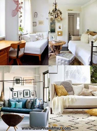 5 cách khắc phục phòng ngủ chật hẹp-4