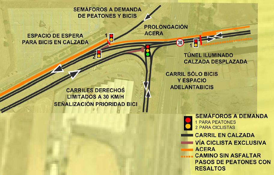 Leganés - Villaverde. Propuesta