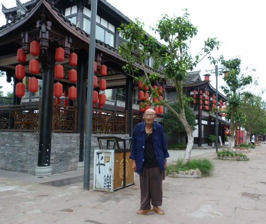 CHINE.SICHUAN.PING LE à 2 heures de Chengdu. Ravissant .Vallée des bambous - P1070562.JPG