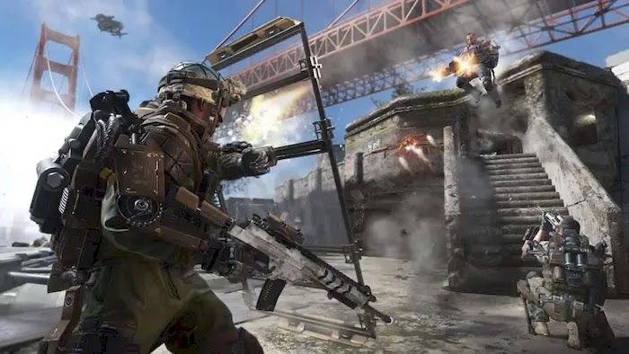 Game Sequence Call of Duty Advanced Warfare