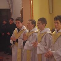 20.03.2013 Rekolekcje parafialne