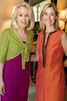Ann Carruth and Sarah Seay