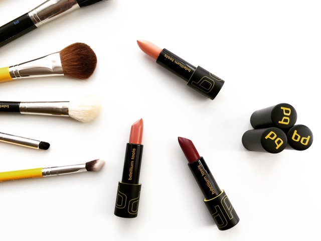 review new bdellium tools matte lipsticks #mattenation