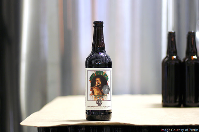 Perrin Brewing to Release No Rules Vietnamese Imperial Porter 4/14