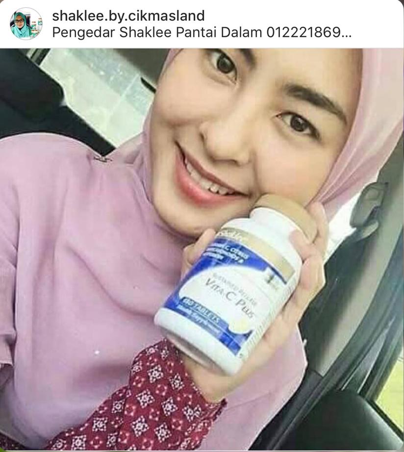 Vitamin C Shaklee, Wany Hasrita