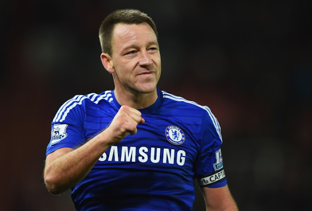 John Terry signs for Aston Villa on one-year deal