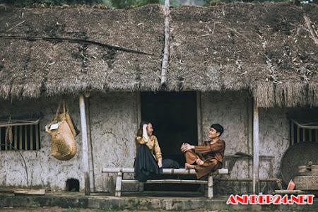 Bộ ảnh cưới Thị Nở - Chí Phèo của cặp đôi Thanh Hoá