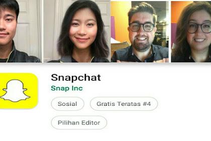 Merubah wajah cowok menjadi cewek dan sebaliknya dengan menggunakan Filter Snapchat terbaru