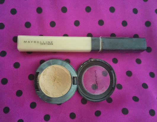 The Battle of the M's: Maybelline Fit Me Concealer vs MAC Studio Fix Concealer