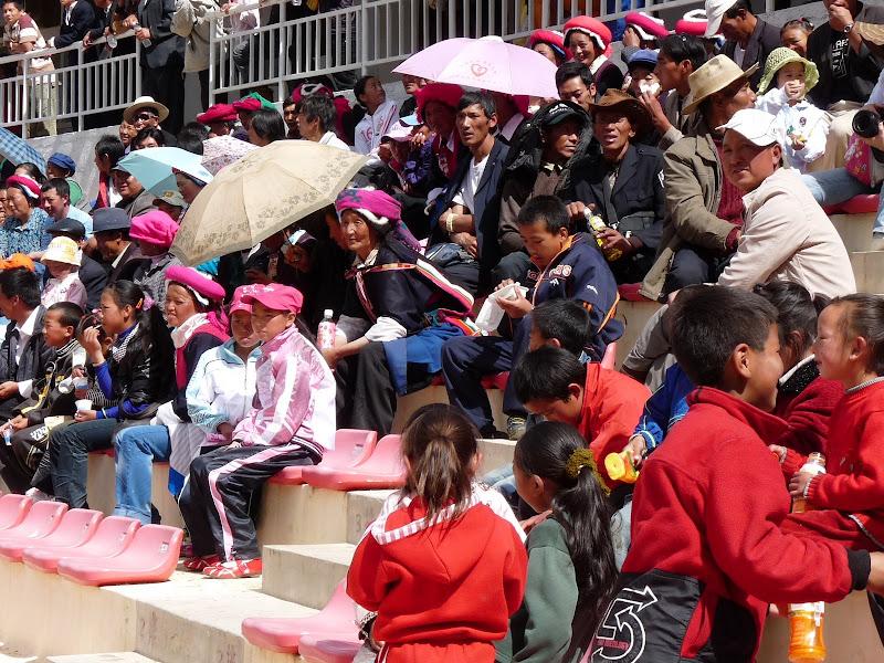 Chine. Yunnan.Shangri la Course hippique annuelle - P1250714.JPG