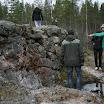 Kallioperägeologian kenttäkurssi, kevät 2012 - Kallioper%25C3%25A4kenttis%2B006.JPG