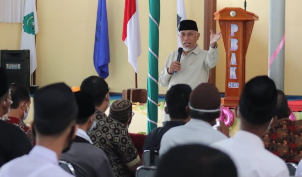Gubernur: STIT Syekh Burhanuddin Hadirkan Keunggulan untuk Tingkatkan Daya Saing