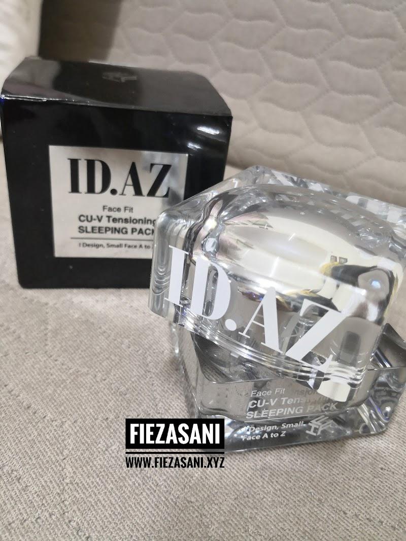 ID.AZ Mask Face Fit Sleeping Mask Untuk Dapatkan Wajah V-Shape dan Anti Penuaan
