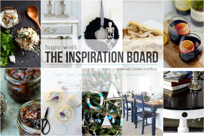 The Inspiration Board Features 282