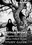 Witch Hunt Mysteries of the Salem Witch Trials Study Guide